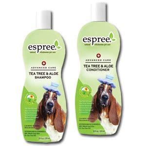 espree dog shampoos  conditioners yelm farm  pet
