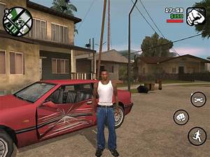 Grand Theft Auto San Andreas Review IOS Universal