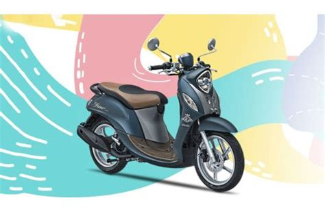 Fino 125 Image by Yamaha Fino 125 Blue Sporty Price Specs Review For