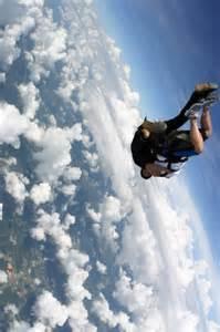 Tandem Skydiving Lingerie