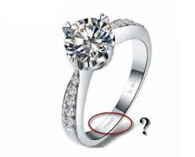 wedding ring repair what does the st in my ring thollot diamonds