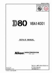 35 Nikon D200 Parts Diagram