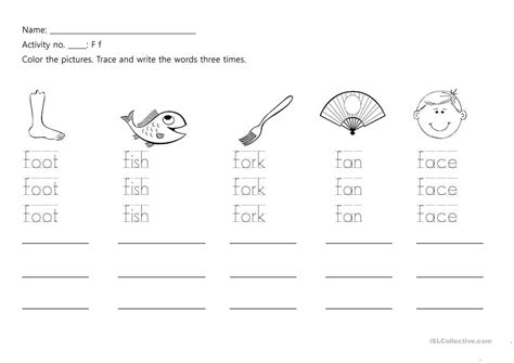 a z phonics writing practice worksheet free esl