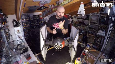 Tie-Fighter The Black Series Hasbro #RobyToys