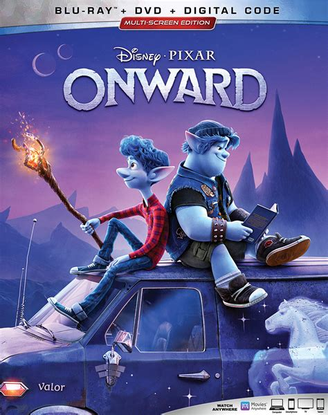 onward includes digital copy blu raydvd   buy