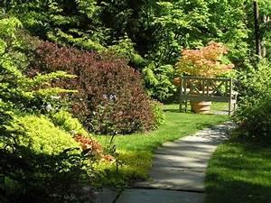 Amnager un jardin de 200m2 cool amnager un massif de for Wonderful amenager son jardin en pente 1 comment amenager un petit jardin rectangulaire monjardin