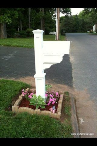 Create Curb Appeal By Replacing Your Old Mailbox Edge