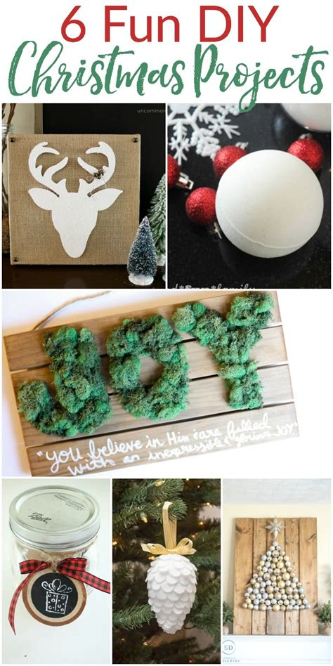 fun diy christmas projects  happy housie