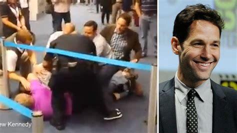 Paul Rudd Is Not the Viral Video Hero Who Tackled a Gay ...