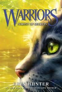 warrior cats new books breaking news new warriors jackets erin