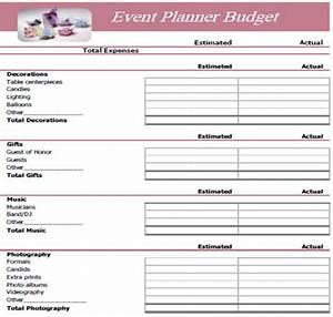 business event management assignment template
