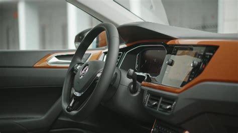 volkswagen polo interni 2017 nuova vw polo 2017 interni