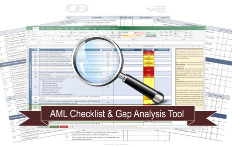 Anti Money Laundering Audit Checklist Your Compliance Aml Compliance Checklist Your Compliance
