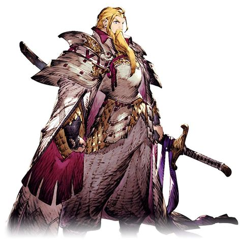 Robb Character Art from War of the Visions: Final Fantasy ...