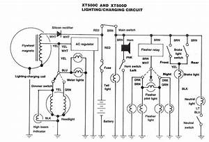 Wiring Diagram For Xt500