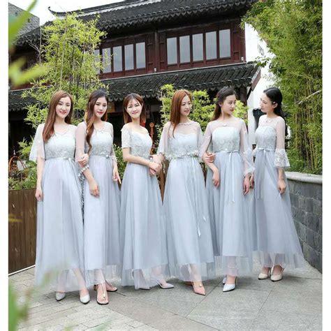 dress model slim  pesta malam hari shopee indonesia