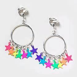 diamond studs for men bright clip on hoop earrings 39 s polyvore