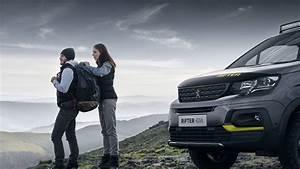 Peugeot Rifter 4x4 : the van lounge peugeot rifter unveiled replacing the partner tepee an ~ Medecine-chirurgie-esthetiques.com Avis de Voitures