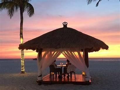 Romantic Dinner Resort Beach Sundowner Tour Zanzibar