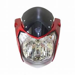 Jual Tgp Tel3052 Kedok Lampu Depan Motor For Yamaha Vixion