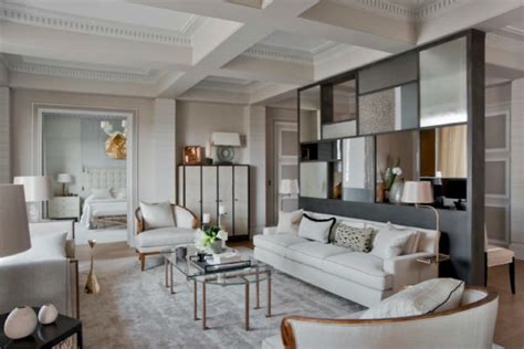Beautiful Living Room : The Most Beautiful Living Rooms In Paris