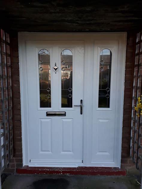 composite door  side panel   windows