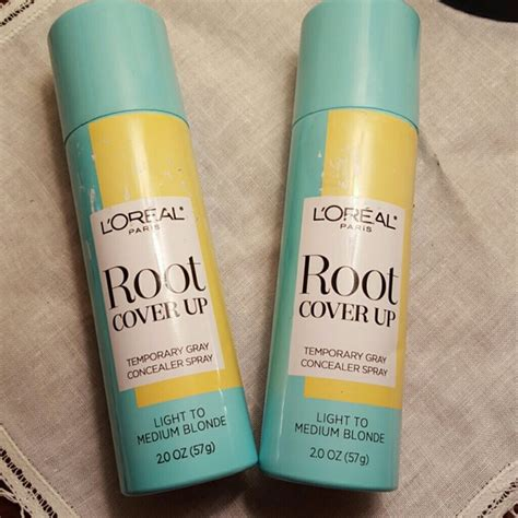 L Oreal Root Cover Up Where To Buy by 68 Off L Oreal Other L Oreal Paris Root Cover Up 3 For