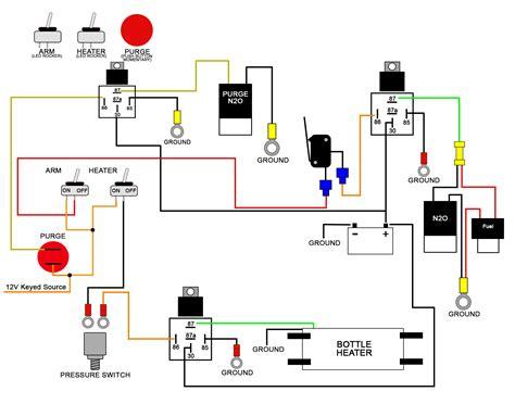 Wiring Window Switch Nitrous Kit Lstech Camaro