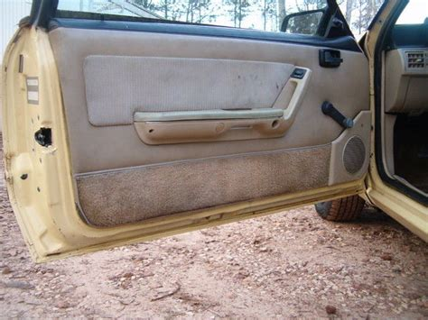 ford mustang lx notch backfox bodytrunk car speed