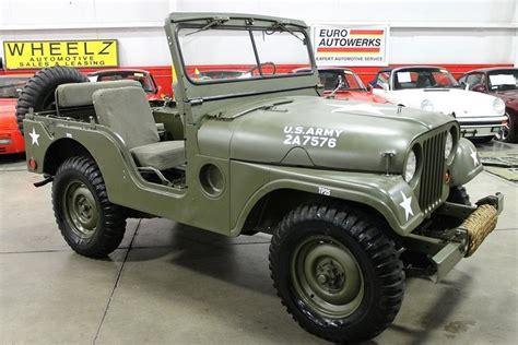 willys army jeep 1955 willys military jeep gr auto gallery