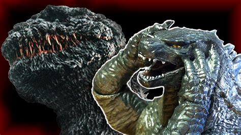 Godzilla Watches The Shin Gojira Trailer (godzilla Stop