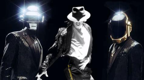 Daft Punk 'Get Lucky' Vs Michael Jackson | NME