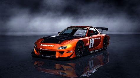 Mazda Rx-7 Wallpapers