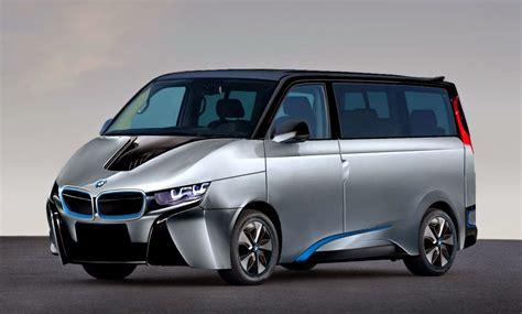 bmw minivan 2014 how about a proper bmw van big motoring world
