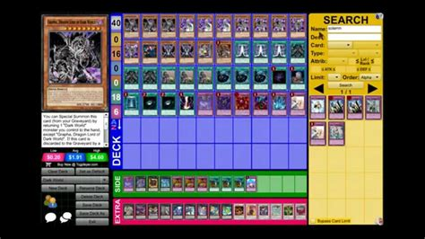 Yugioh Darkness Deck 2015 by Yugioh World Deck Profile April 2015 Format