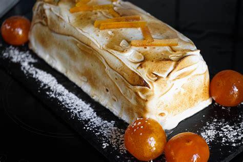 cuisiner une poularde pour noel bûche de noël glacée à la mandarine une recette de bûche