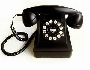Telephone Sans Fil Vintage : telephone retro telephone retro sur enperdresonlapin ~ Teatrodelosmanantiales.com Idées de Décoration
