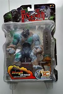 The Daily Strength The House Of The Dead Action Figure Strength With Chainsaw