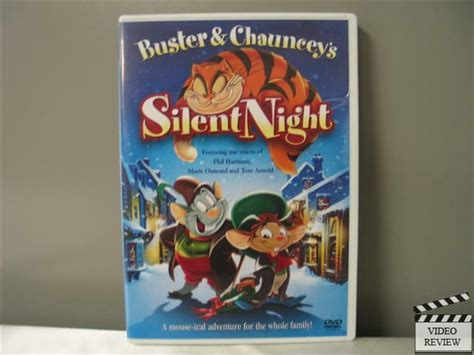 Buster & Chauncey's Silent Night (dvd, 2000) 43396052697
