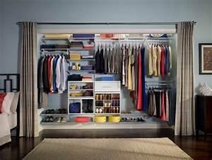 Tringle Pour Dressing : armoire de chambre penderie ou dressing comment choisir ~ Premium-room.com Idées de Décoration