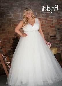 plus size ball gown wedding dress pluslookeu collection With plus size ball gown wedding dress