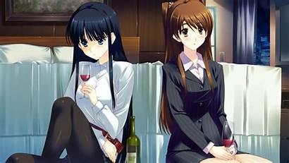 Album Touma Kazusa Setsuna Ogiso Anime Cg