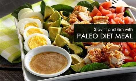cuisine paleo 7 days paleo diet meal plan and menu for weight loss