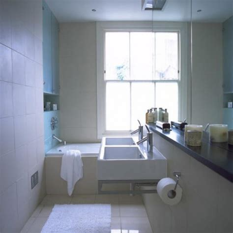 Small Modern Bathroom Ideas Uk by Small Bathroom Decorating Ideas Housetohome Co Uk