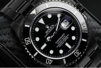 Rolex Submariner Date Pvd Dlc Steel Coated