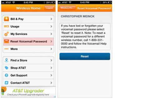 att setup voicemail iphone iphone 4s restart problem 101problems