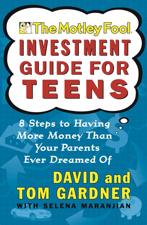 The Motley Fool Investment Guide for Teens | Book by David ...