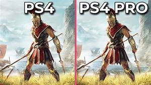 Assassin's Creed Odyssey – PS4 vs. PS4 Pro Frame Rate Test ...