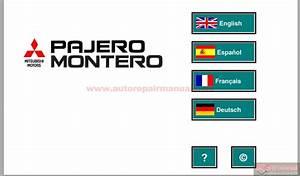 Mitsubishi Pajero Montero1984-2003 Repair And Maintenance