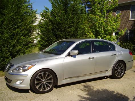 Curbside Modern 2012 Hyundai Genesis Rspec  What Is A